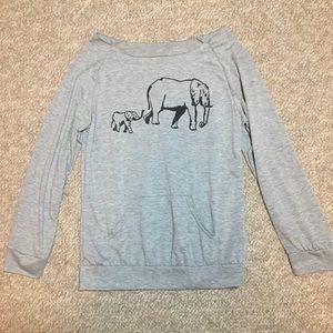 Elephant Pullover🐘